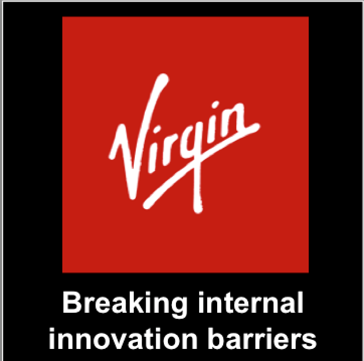 Intrapreneurship lessons from Virgin.com