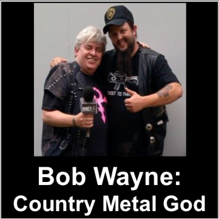 Bob Wayne, interview, Country, Western