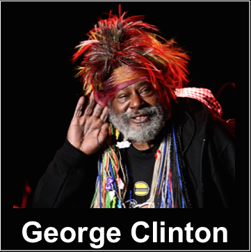 George Clinton interview, Parliament Funkadelic