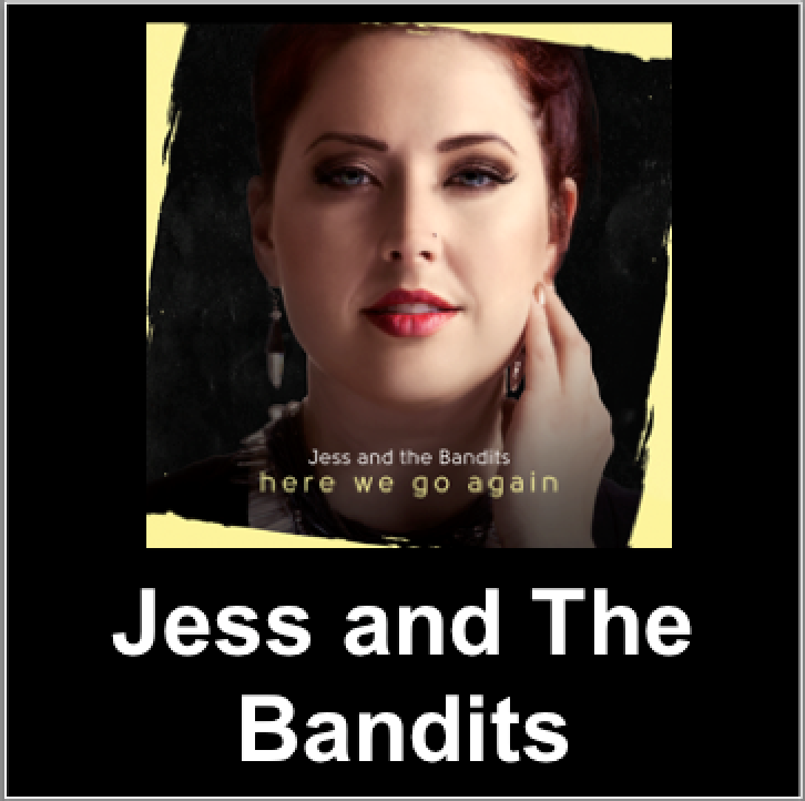 Jess and The Bandits interview