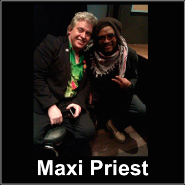 Maxi Priest interview