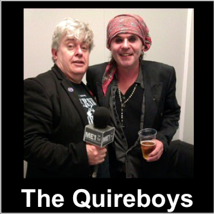 The Quireboys interview, Punk, Metal