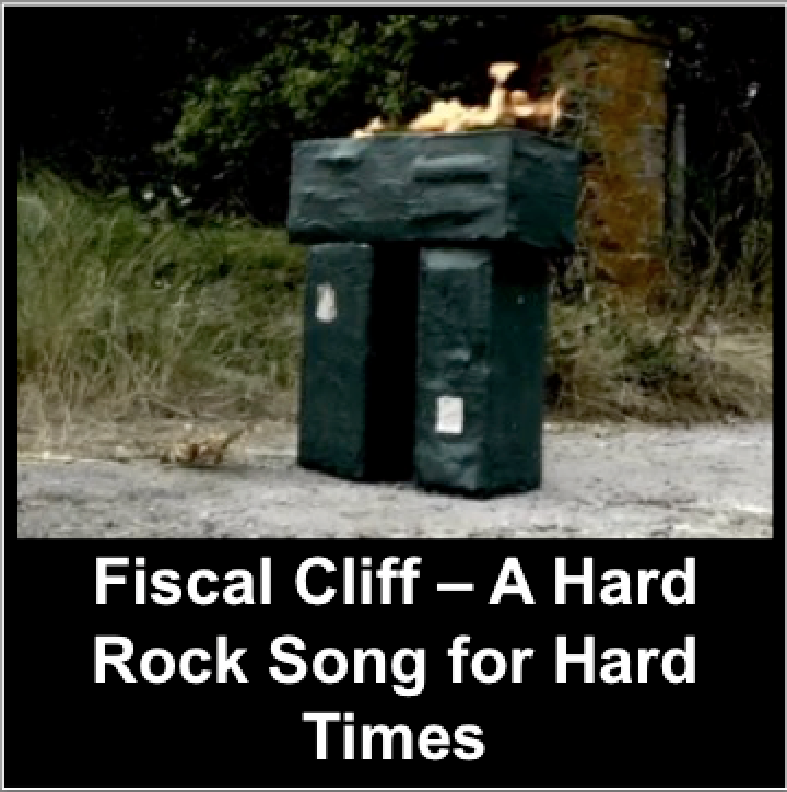 Fiscal Cliff - Macroeconomics fused with hard rock, Andrew Sentance, Bank of England