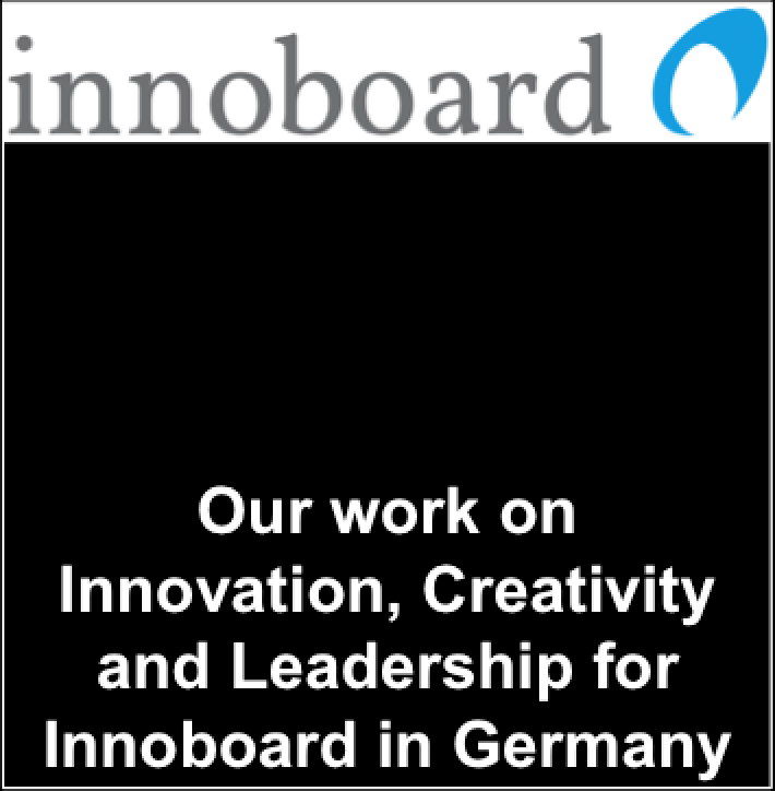 Innoboard, Leading Innovation, Creativity and Enterprise