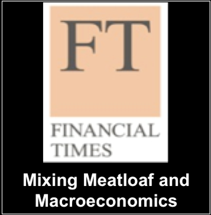 Financial Times Letter, Meatloaf