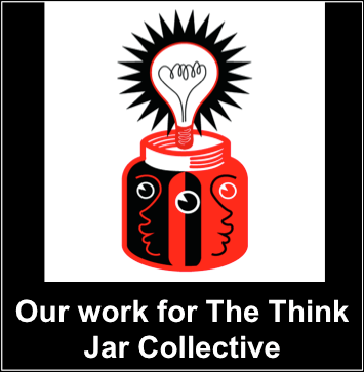 Think Jar Collective, Creativity