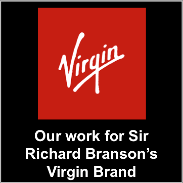 Virgin, Sir Richard Branson